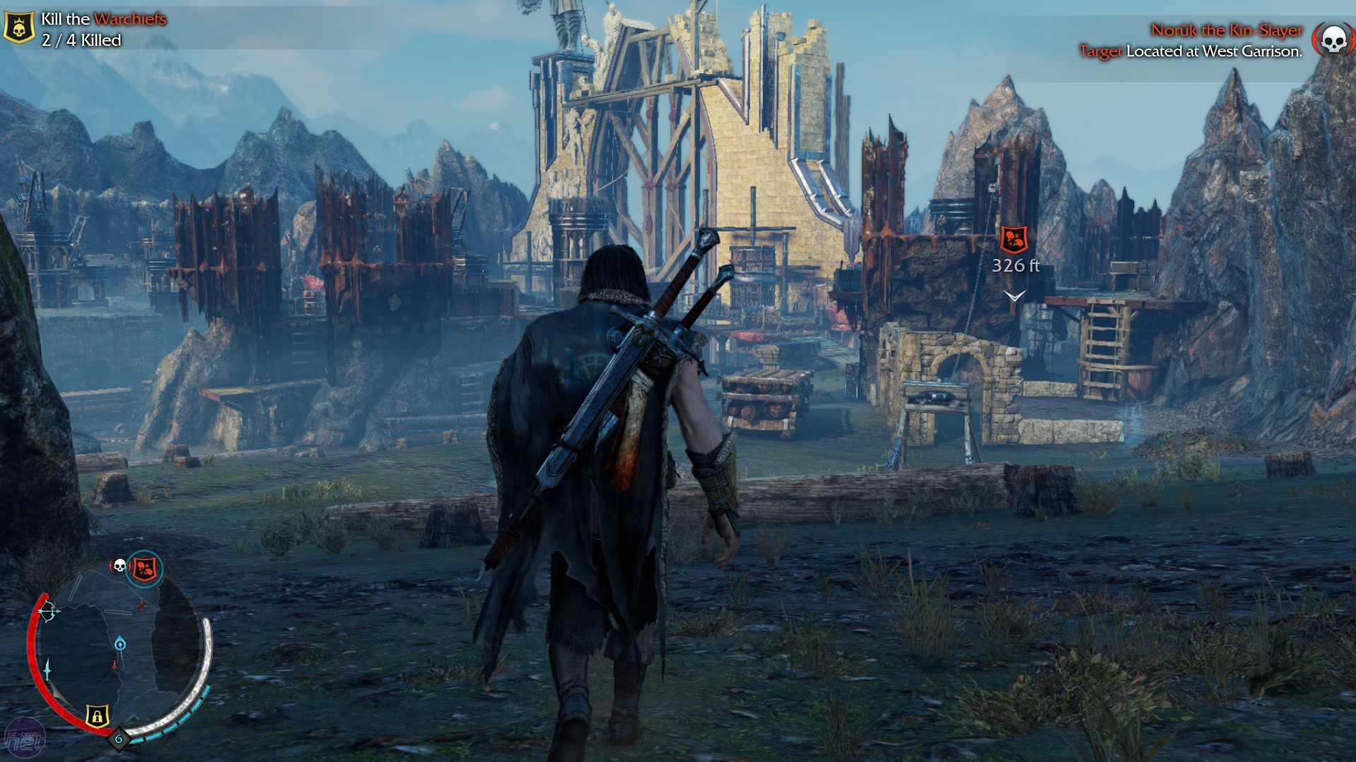 how to find irith shadow of mordor